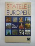 STATELE EUROPEI mica enciclopedie de istorie - Marcel D. Popa; Horia C. Matei