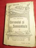 Karl Immerman - Carnavalul si Somnambula- trad. S.Cassvan -BPT 1005-1006