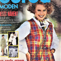 Burda revista de moda 2/1993 (croitorie)