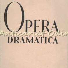 Opera Dramatica - Lucian Blaga
