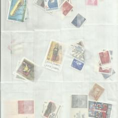 Diverse timbre straine MNH - neverificate - Malta Italia Cehia