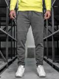 Pantaloni de trening bărbați gri Bolf JX8957