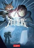 Amuleta. Cartea a doua. Blestemul Pietrei /Kazu Kibuishi