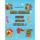 Limba germana pentru scolari nivelul I/Alexandra Ciobanu, Carta Atlas