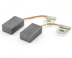 Perii colectoare 16,5x10x6,5mm - 117540