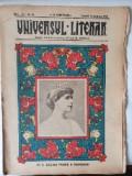 Ziarul universul literar supt conducerea Dlui N Iorga