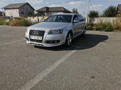 Audi A6 Quattro foto