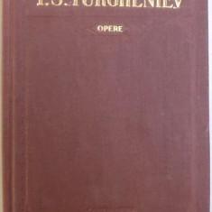 OPERE. VOL VI de I.S. TURGHENIEV , 1956