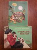 Lot 2 carti cu povesti in limba rusa  / R6P5F