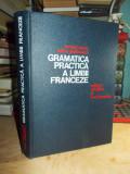 MARCEL SARAS - GRAMATICA PRACTICA A LIMBII FRANCEZE , 1976