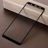 Folie Sticla Protectie Display Samsung Galaxy J8 J810 2018 Acoperire Completa 5D Neagra