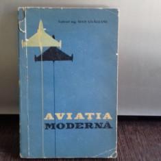 Aviatia moderna - Ioan Salageanu