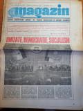 magazin 9 februarie 1985-articol si foto statiunea voineasa
