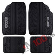 Covorase Auto Audi A2 - Sparco Premium 4 Buc