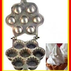 Forma Mini tarte prajituri Cosulete Briose Matrita Prajituri 7 orificii