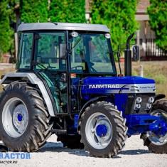 Farmtrac 6050 cu sau fara cabina