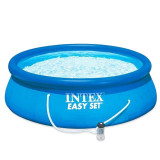 Piscina Intex Easy Set 56922/28122, gonflabila, pompa filtrare, 305×76 cm