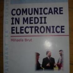 Comunicare in medii electonice