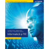Informatica si TIC. Manual clasa a VII-a, autor Luminita Ciocaru