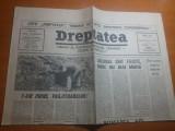 dreptatea 24 mai 1991-dreptatea muncitorilor
