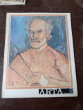 REVISTA ARTA PLASTICA NR.9/1966