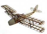 Airplane Tiger Moth Balsa KIT (wingspan 1400mm)