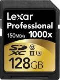 Card memorie Lexar LSD128CRBEU1000, 128GB, SDXC, CLS10, UHS-II, 150MB/s
