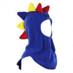 Cagula Dino - Albastru/Tricolor Happy Hug