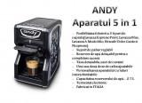 APARAT DE CAFEA 5 in 1 (ANDY)