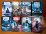 Stephen King -seria Turnul intunecat (8 volume)
