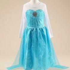 Rochie rochita printesa Elsa Frozen NOUA (cu eticheta) 2, 3, 4, 5 sau 6 ani