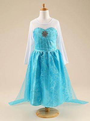 Rochie rochita printesa Elsa Frozen NOUA (cu eticheta) 2, 3, 4, 5 sau 6 ani foto