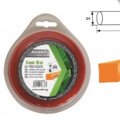Rezerva de guta 3 mm x 15 m. profil patrat pentru trimere motocoase