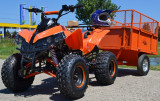 Atv 2020 Nitro Quad Warrior RS 8 PRODUS NOU, Yamaha