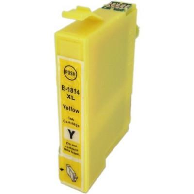 Cartus Epson 18XL yellow T1814 compatibil foto