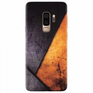Husa silicon pentru Samsung S9 Plus, Abstract