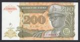 A4055 Zaire Zair 200 zaires 1994 UNC
