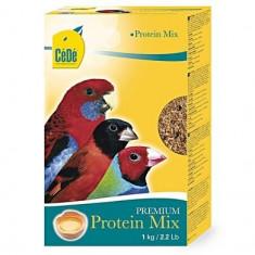 Hrana din oua pentru pasari - Ce'De amestec de proteine - 1 kg
