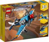 Cumpara ieftin LEGO Creator 3 in 1, Avion cu elice 31099