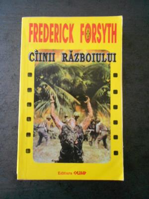 FREDERICK FORSYTH - CAINII RAZBOIULUI foto