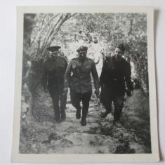 Mini fotografie colectie 58 x 58 mm Mihai Antonescu:min.justitiei,propagandei...