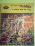 Bpt 757 1001 nopti vol 8, povestea cu floare-de-granata si zambet-de-luna