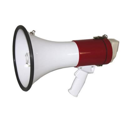Portavoce MEGA50W, putere 50 W, inregistrare, acumulator, sirena foto