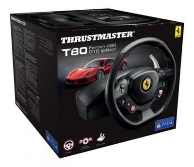 Thrustmaster T80 Ferrari 488 GTB Edition PS4 / PC foto