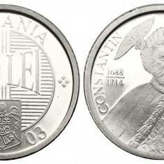 ROMANIA 1000 LEI 2003 VARIANTA PROOF AVERS REVERS DREPT UNC NECIRCULATA
