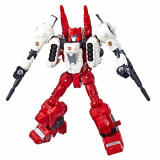 Figurina Transformers Deluxe War for Cybertron, Sixgun, E4378