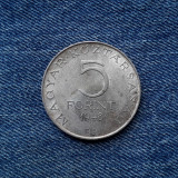 1n - 5 Forint 1948 Ungaria argint Moneda comemorativa 1848 -1948 Petofi Sandor, Europa