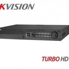 DVR TURBO HD 3.0 16 Video 4 Audio 3Mpx Hikvision 2017