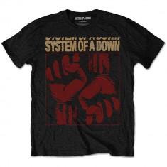 Tricou System Of A Down: Fisticuffs