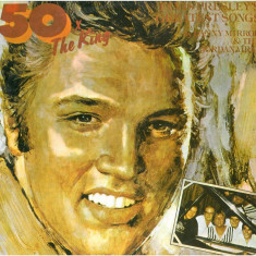 Disc Vinil LP -  Danny Mirror & The Jordanaires – Elvis Presley's Greatest Songs